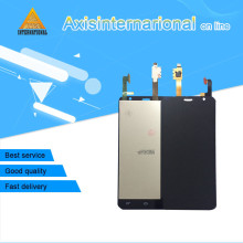 For 5.0'' Jiayu S1 Axisinternational LCD screen display +Touch panel Digitizer black free shipping(China)
