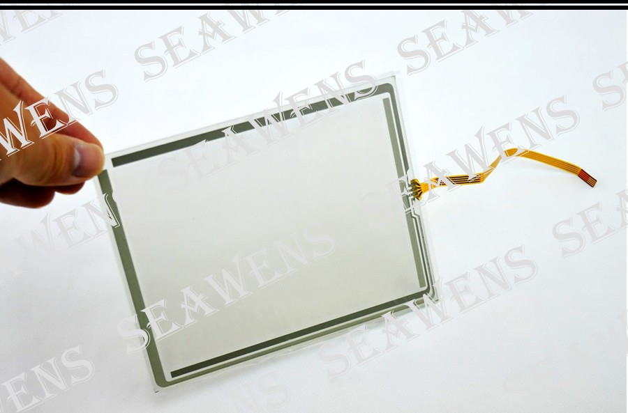 NEW Touch Glass For 6AV6647-0AD11-3AX0 6AV6 647-0AD11-3AX0 KTP600 SIMATIC HMI Repair, Have In Stock<br>