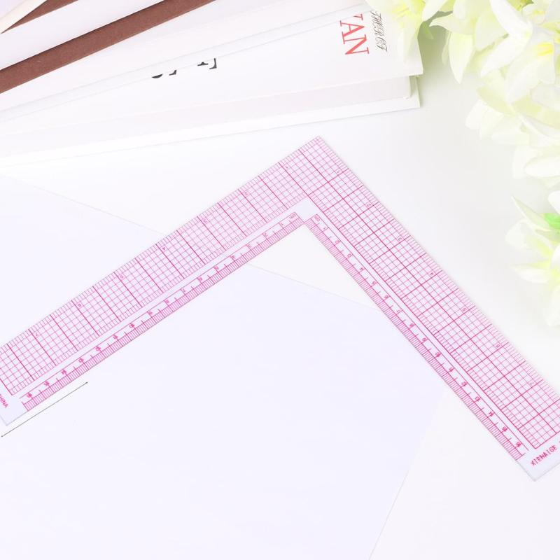 Plastic Rolling Parallel Ruler Patchwork Quilting DIY Hand Craft Sewing Supplies