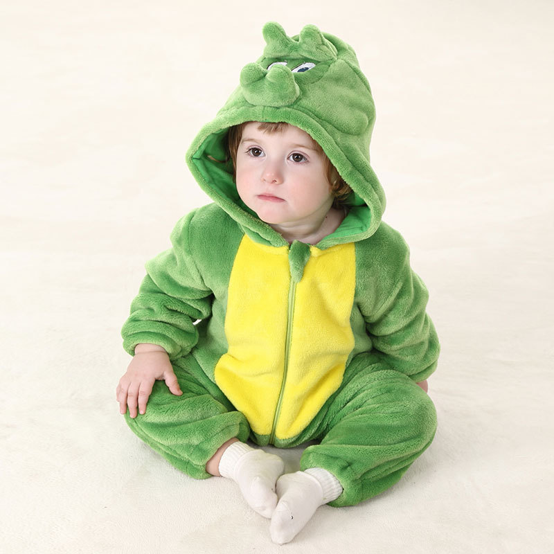 Halloween Xmas Costume Infant Baby Boys Dinosaur Anime Rompers Cosplay Newborn Toddlers Clothing<br><br>Aliexpress