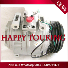 10P30C AC COMPRESSOR For Toyota Coaster Bus 2PK 24V 447220-0394 447220-1030 447220-1310 447220-0390