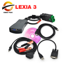 2017 New designed lexia 3 for citroen New version V48 lexia3 pp2000 Internface professional dianostic tool V7.83 DHL free