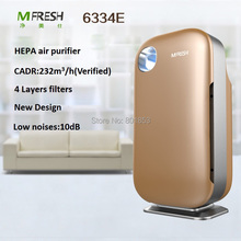 Hepa air purifier new design home use free shipping