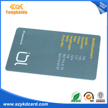 Yongkaida Durable Factory Wholesale price ISO 14443A 1000 pcs smart rfid card proximity cards with factory price(China)