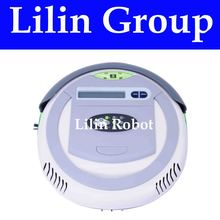 Liectroux QQ-2L Robot Vacuum Cleaner ,(Vacuum,Sweep,Sterilize,Air Flavor),LCD Screen,Remote Control,Auto Charge,2500MAH Battery(China)