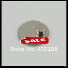 100pcs super Powerful N35 NdFeB magnet Neodymium Magnets D8*5mm /Free Shipping(China)