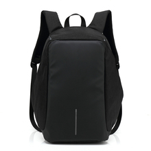 Anti-theft backpack for all tablet pc notebook cell phone Security travel bag Multi function with USB charge bag design
