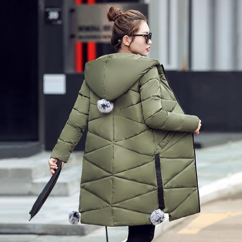 Wmwmnu 2017 Womens winter medium long jacket Casual Fashion Women Parka and Female Hooded slim Coat Brand Parka Plus Size 4XL Îäåæäà è àêñåññóàðû<br><br>