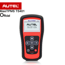 Autel TS401 MaxiTPMS TPMS Activation Tool Interpret data sensor ID, tire pressure visual and audible responses(China)