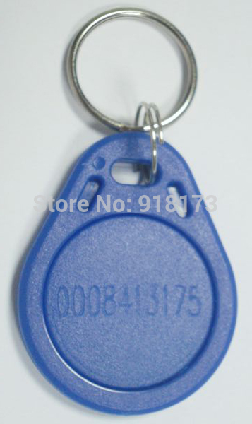 1000pcs/bag 125Khz RFID Proximity EM ID Card Token Tags Key Keyfobs for Access Control Time Attendance<br><br>Aliexpress