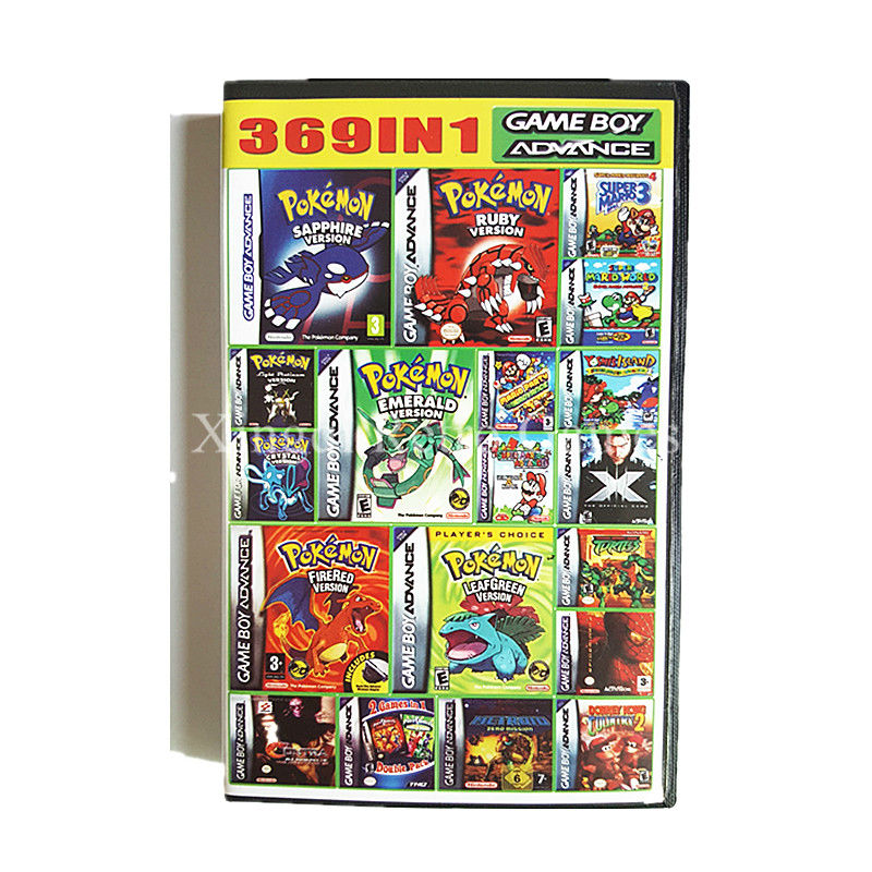 Nintendo Super 369 in 1 Video Game Cartridge Console Card Compilations Collection<br><br>Aliexpress