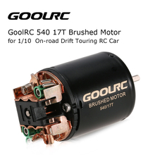 GOOLRC 540 17T Brushed Motor for 1/10 On-road Drift Touring RC Car