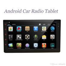 "Universal 7"" Android Car DVD PC Player with AM/FM/BT GPS/OBD/USB/SD,steering,Audio Radio Stereo,Car PC/multimedia headunit(China)"