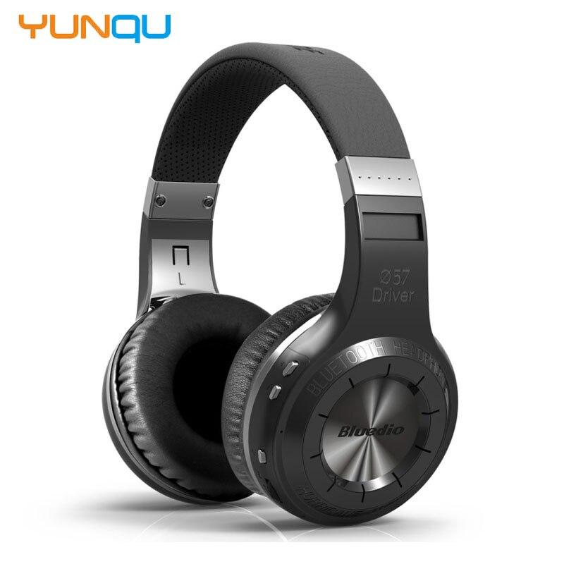 Headset Bluedio HT Headphones Best Bluetooth Version 4.1 Wireless Headset Brand Stereo Earphones With Microphone Handsfree Calls<br>