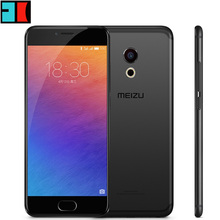 "Original Meizu Pro 6 Pro6 Mobile Phone 4GB RAM 32GB ROM MTK Helio X25 Deca Core Android 5.2"" FHD IPS 21.0 MP Camera Cell Phone(China)"