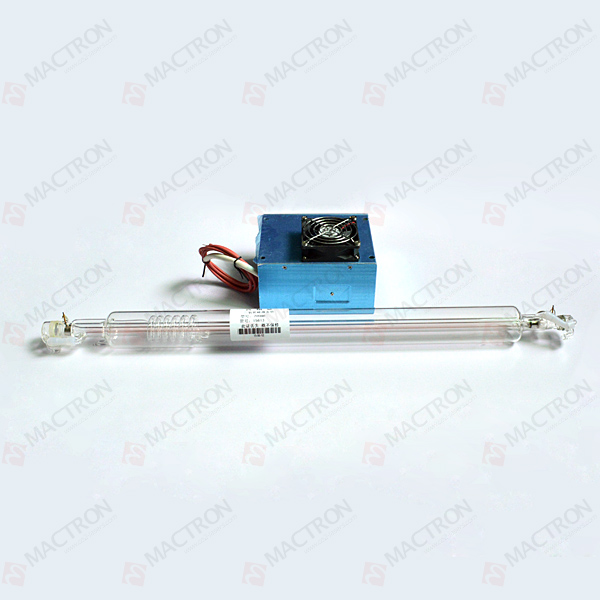Kit Of 1PCS 700mm 40W Laser Tube And 1PCS 40W Co2 Laser Power Supply(China)