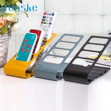 Tenske Storage rack 4 Frame Remote Control Storage Organiser of TV/DVD/VCR Mobile Phone Holder Stand*20 GIFT 2017