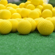 Best Selling Golf Balls Soft Indoor Outdoor Game Practice Bolas Elastic Balls Training Aids Balles De Golf  Best Gifts Products