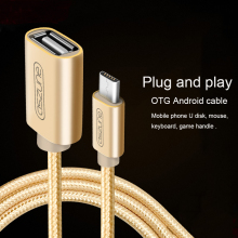 Micro USB OTG USB Adapter Cable Micro USB Male OTG USB Female Adapter Samsung Xiaomi Sony Huawei OTG Adapter