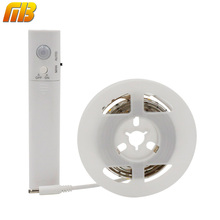 [MingBen] Motion Activated LED Sensor Strip Waterproof Digital Bed-lighting Acttivated Illumination With Body Sensor 1.2M