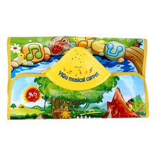 Multifunction Music Sound Play Mat Colorful Farm Animal Carpet Creep Training Toy Electronic Mats Baby Kids Play Crawling Mats
