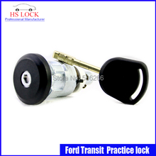Ford Transit Auto/Car Practice Lock Cylinder With Black Car Locksmith Tools Training Car Lock professional locksmith supplies