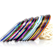 Multiple Color Tinsel Chenile Glittering Tape Line Larve Midge Body Head Streamer Fly Tying Material