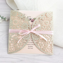 Buy Bling Wedding Invitations And Get Free Shipping On Aliexpress Com