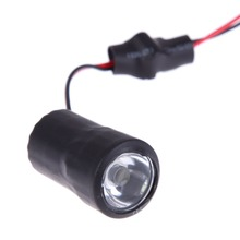 New 3W Super Bright LED Lamp Illuminator 7-17V Night Navigation Lights for FPV RC Model Airplane FCI#