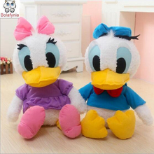 Plush doll birthday gift ideas couples duck cartoon plush toys Stuffed toy children toy(China)