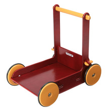 Baby Walkers Activity & Gear Mother & Kids Wooden step walkers car toys 4 wheels quality can customized logo whole sale hot new