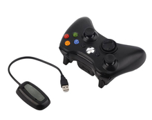 Hot Sale 5Color 2.4G Wireless Gamepad Joypad Game Remote Controller Joystick With Pc Receiver For Microsoft For Xbox 360 Console