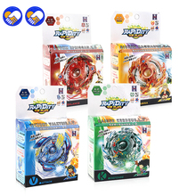 A toy A dream Beyblade Metal Fusion 4D Launcher Beyblade Spinning Top set Kids Game Toys Christmas Gift for Children 30565 In gi