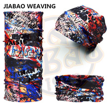Harley cool Scarf  Seamless camo  Headwear  Bandana Custom multifunction cheap hijab wholesale unisex bandana