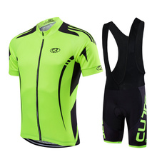MC Roll out ceremoniously Quick Dry Air Cycling Jerseys Anti-Wrinkle Cycling Clothing Two Kinds Of Bib Shorts Mtb Short Bike Wea