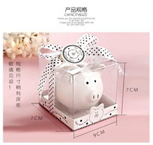 Wedding gift married supplies gift pig piggy bank New house decoration Wedding Favors Party Storage Tanks(China)