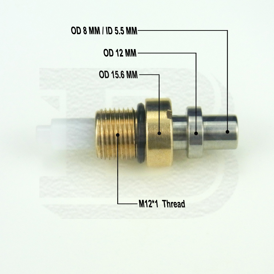Constant Pressure Valve Regulator Outlet Nipple2