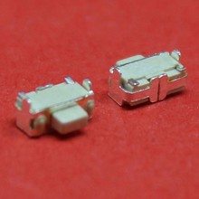 10pcs MP3 MP4 tablet accessories Audrey Button 2 * 4 small TS-018 imported materials and high temperature(China)