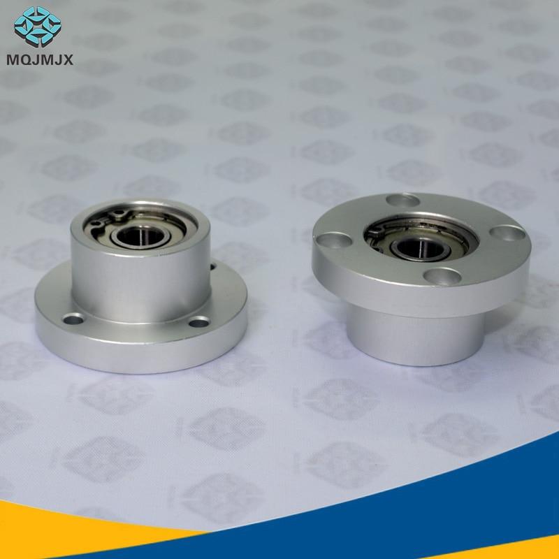 SBPF 206 30mm round 3 boulon pressé acier roulement