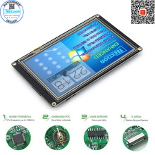 "5.0"" Nextion Enhanced HMI Intelligent Smart USART UART Serial Touch TFT LCD Module Display Panel for Arduino Kits Raspberry Pi(China)"