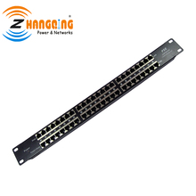Passive POE Injector adapter 24 Port 10/100 Mbps CE certification PoE patch panel for CCTV Security IP Camera, VOIP, WiFi AP