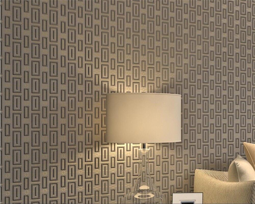 Beibehang Modern Home Decor Wallpaper 3D Stereo Relief Wallpaper Living Room Bedroom Sofa TV Background wallpaper for walls 3 d<br>