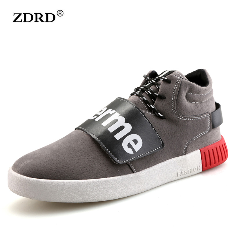 2017 Superstar shoes Men Casual Shoes Fashions Men Shoes Luxury Brand Black High Top Flats Shoes For Men Boots Chaussure Homme<br><br>Aliexpress