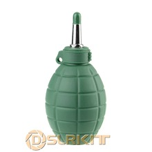 120mm Green Rubber Bulb Air Dust grenade Blower Camera Lens Filter Cleaner