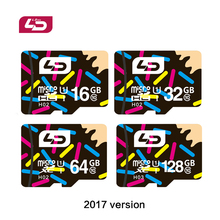LD Memory Card 32GB Class10 16GB/64GB/128GB Class10 UHS-1 8GB Class6 MicroSD Card High Speed Flash Memory Microsd for Smartphone(China)