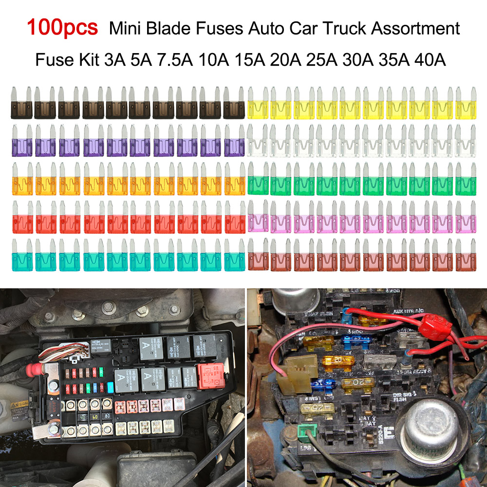AUDI A3 03 CAR BLADE Mini Fuse Box KIT 5 10 15 20 25 30 AMP  archives.statelegals.staradvertiser.comArchived Notices