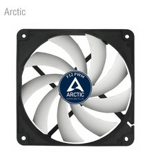 Arctic F12 PWM 4pin 12cm Cooler cooling fan 120mm CPU temperature control Computer Case fan(China)