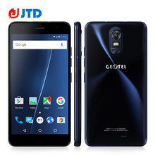 Original GEOTEL NOTE Smartphone MT6737 3GB RAM 16GB ROM 5.5''Quad Core Android M 3200mAh Battery 4G LTE Loud Speaker Mobilephone