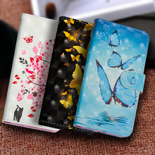 Buy Luxury Painting Flip Phone Case Lenovo VIBE P2 P 2 PU Leather + Silicon Wallet Cover sFor Lenovo P2 Case Lenovo P2C72 Coque< for $2.14 in AliExpress store