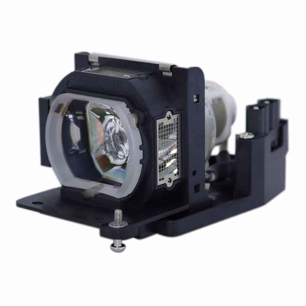 VLT-XL6LP VLT-SL6LP Replacement Projector Lamp with Housing for Mitsubishi SL6U XL9U SL9U<br>